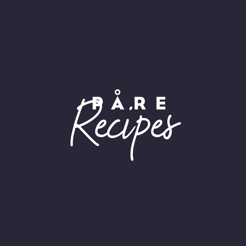 Påre recipes